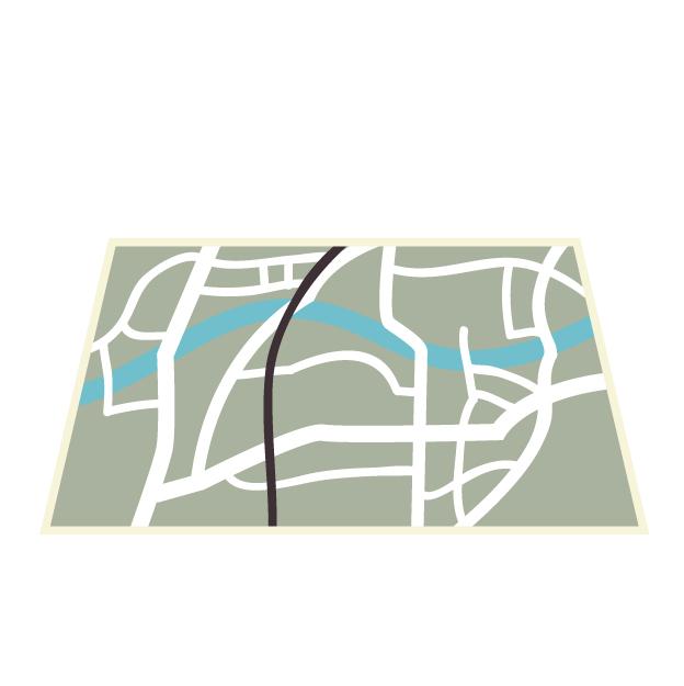 首都圏のハザードマップ情報